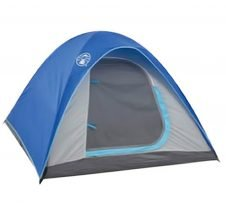 CARPA RAINFOREST 3 PERSONAS AZUL COLEMAN