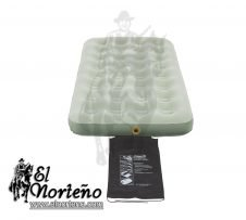 CAMA AIRE COLEMAN 2000015755 TWIN SIZE VERDE
