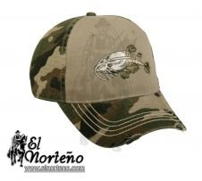 GORRA OUTDOOR CAP CATFISH GENERIC CAMO CAT-020